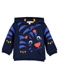 Baby boys' zip-up hoodie FUBAGIL / 19SG1061GIL099