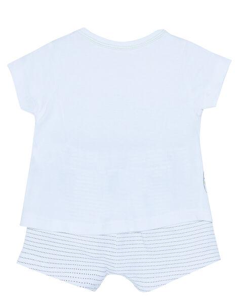 White Set JOU2ENS1 / 20SF05M1ENS000