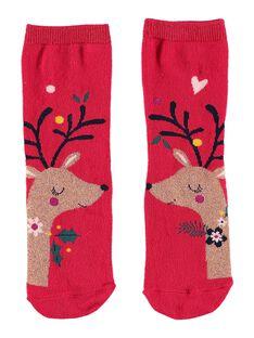 Red Socks GYANOCHO / 19WI01V1SOQF521