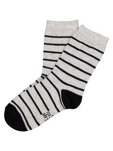 Grey Socks GYOJOCHOR3 / 19WI0231SOQJ922