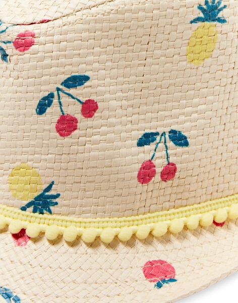 Yellow HAT LYAMERHAT / 21SI01D1CHA116