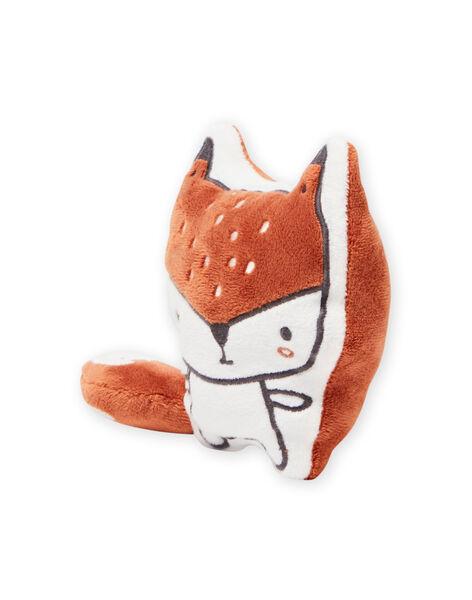 Soft fox plush toy, mixed birth MOU1BOI1 / 21WF4242JOU001