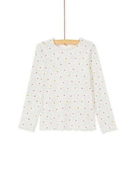 Off white LONGSLEEVE T-SHIRT KAJOUTEE5 / 20W9013BD32001