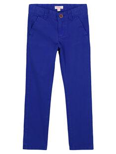 Navy Pants GOJOPACHI3 / 19W90247D2B720