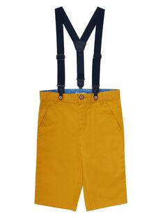Yellow Bermuda JOSOBER2 / 20S90282BERB107