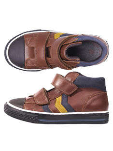 Light brown Sneakers GGBASNEHIL / 19WK36IFD3F804