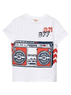 White T-shirt JOGRATI2 / 20S902E1TMC000