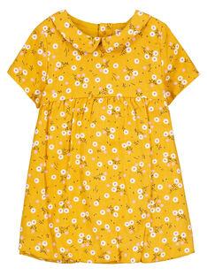 Yellow Dress GIJAUROB3 / 19WG09H2ROBB107