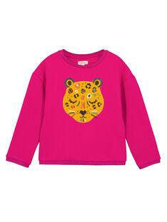 Fushia Sweat Shirt GAMUSWEA / 19W901F1SWE304