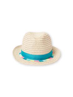 Straw hat child girl LYAVERHAT / 21SI01Q1CHA009