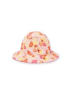 Baby girl pink hat LYITERCHA / 21SI09V1CHA001