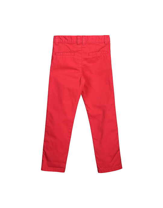 Red Pants FOJOCHINO4 / 19S90234D2BF505