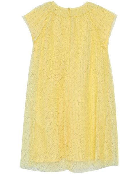 Yellow Dress JASOROB3 / 20S90182ROBB105