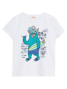 White T-shirt JOQUATI5 / 20S902R2TMC000