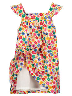 Baby girls' fancy dress FICOROB3 / 19SG0983ROB000