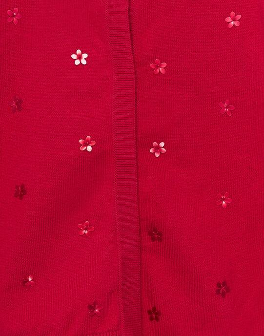 Red Cardigan JABOCAR1 / 20S901H2CARF510