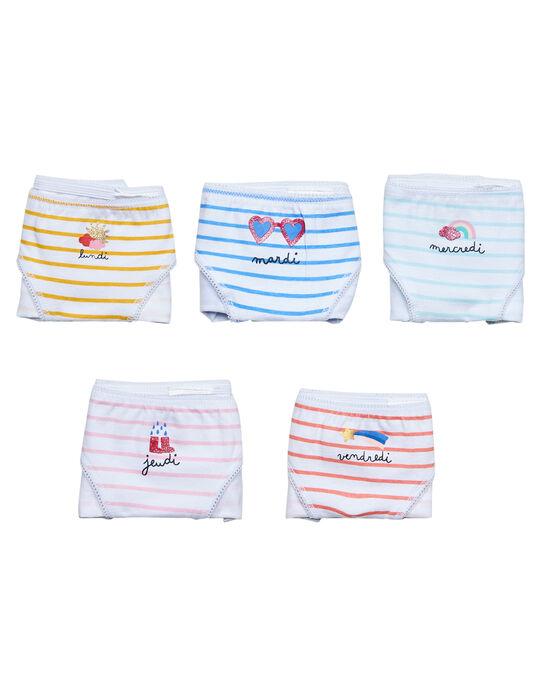 White Panties JEFALOTSEM1 / 20SH1131SLI000