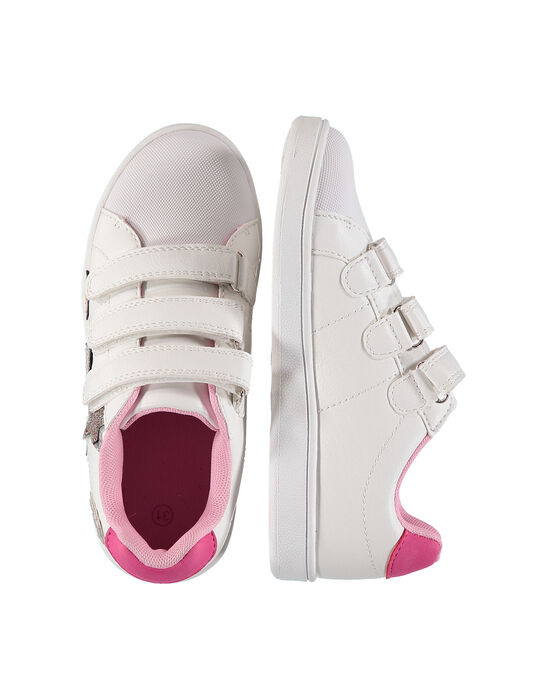 White Sneakers FFBASPATCH / 19SK3533D3F000