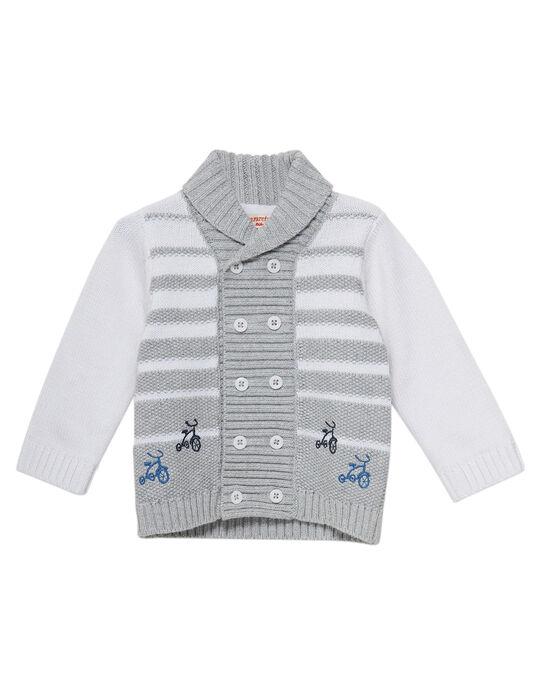 White Waistcoat JUPOEGIL / 20SG10G1GIL000