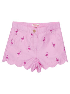Pink Shorts JAPOESHORT / 20S901G1SHOD303