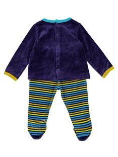 Navy Pajamas GEGAPYJANI / 19WH14N1PYJ713