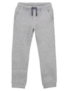 Pantalon Molleton effet Chevron GOMUPAN1 / 19W902F2PAN070