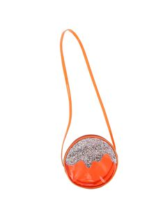 Girls' transparent round bag CYABUBAG / 18SI01K1BES099