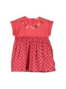 Strawberry rose Dress FIBAROB1 / 19SG0961ROB308