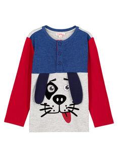 Heather grey T-shirt GOTRITEE1 / 19W902J1TML943