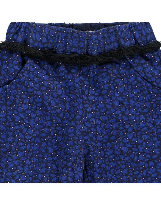 Multicolor pants CIKLEPAN / 18SG09D1PAN099