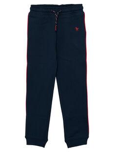 Navy Jogging pant JOJOJOB1 / 20S90254D2A705