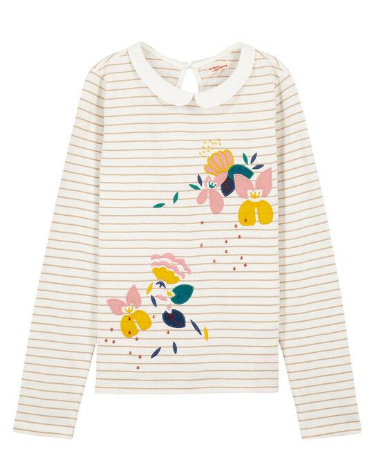 Off white Baby blouse GAJAUBRAS / 19W901H1BRA001