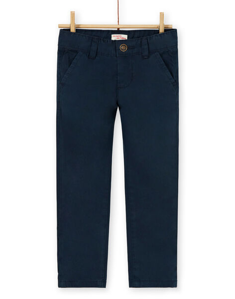 Navy PANTS LOJOPACHI2 / 21S90235PAN705