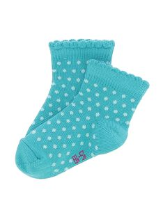 Baby girls' mid length socks CYIJOCHO8A / 18SI09S3SOQ099