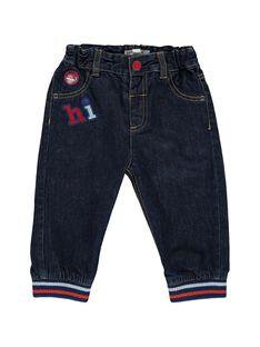 Blue denim Jeans CUDEJEAN / 18SG10F1JEA704