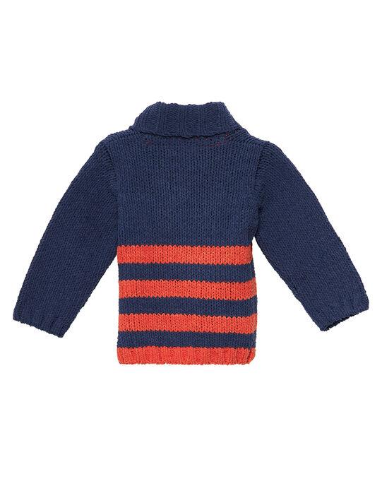 Blue Pullover JUVIPUL / 20SG10D1PULC225
