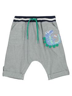 Baby boys' harem trousers FUCAPAN1 / 19SG10D1PAN099