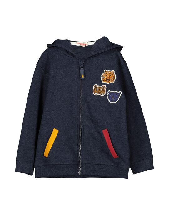 Navy Waistcoat FOBAGIL / 19S90261GIL070