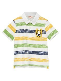 Off white Polo shirt JOTROPOL / 20S902F1POL001