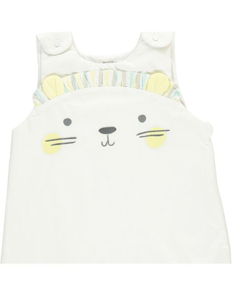 Unisex babies' lightweight sleeping bag CACMGIGOT2 / 18SF42C1TUR000