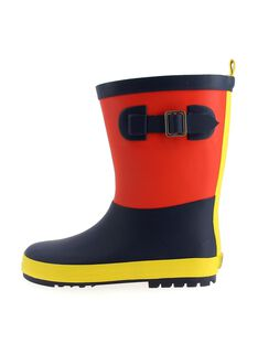 Boys' rain boots CGBPBLOCK / 18SK36Y1D0C070
