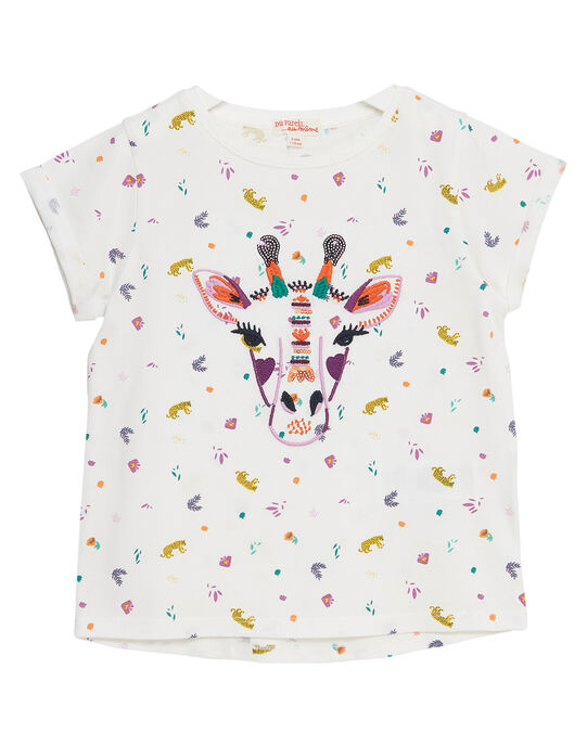 Off white T-shirt JASAUTI2 / 20S901Q1TMC001