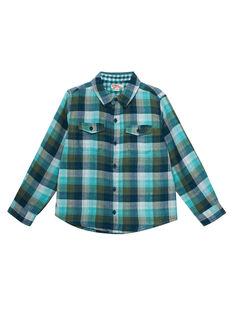 Navy Shirt JOCLOCHEM / 20S90211CHM715