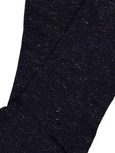Navy Socks GYAJOSCHO8 / 19WI0135SOQ070