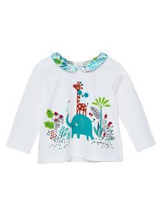 Off white Baby blouse JICLOBRA / 20SG0911BRA001