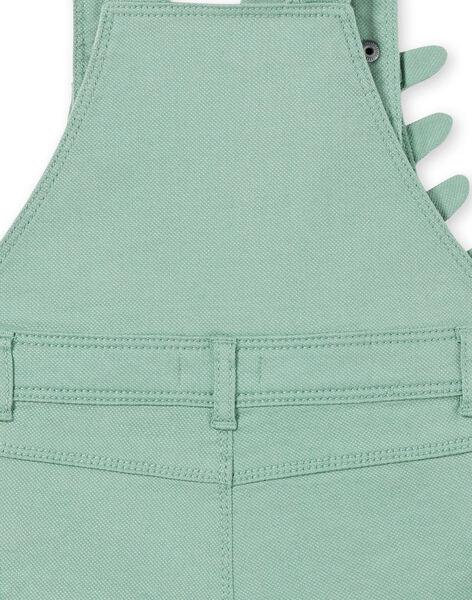 Green overalls baby boy LUVERSAC / 21SG10Q1SACG600