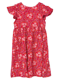 Pink Dress JAJOROB3 / 20S90142ROBD302
