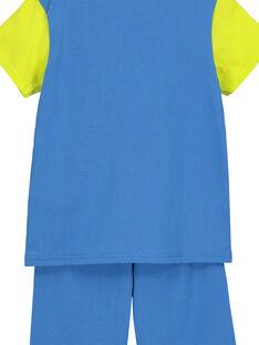 Blue Pajamas FEGOPYCBAB / 19SH12H3PYJC210