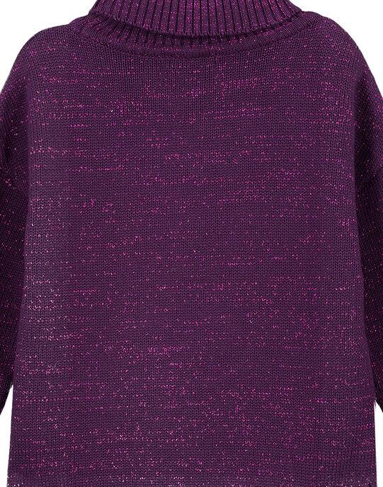 Purple Pullover GAVIOPULL / 19W901R1PUL708