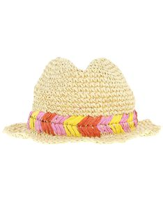 Baby girls' soft hat CYAPIHAT / 18SI01I1CHA009